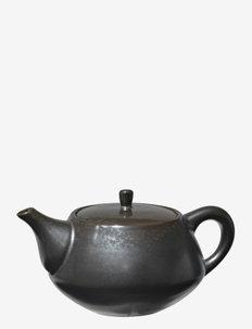 Tea pot Esrum night - teepannut - grey/brown