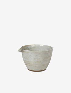 Bowl Grod - sausenebb og sausekanner - sand