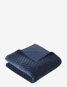 CHEVRON Bedspread - päiväpeitto - blue night
