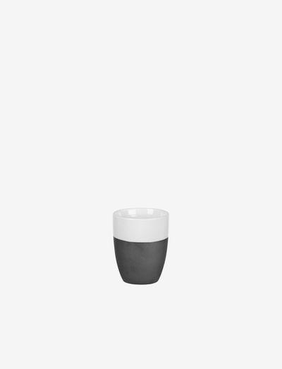 Espresso cup Nordic coal - espressokopper - grey