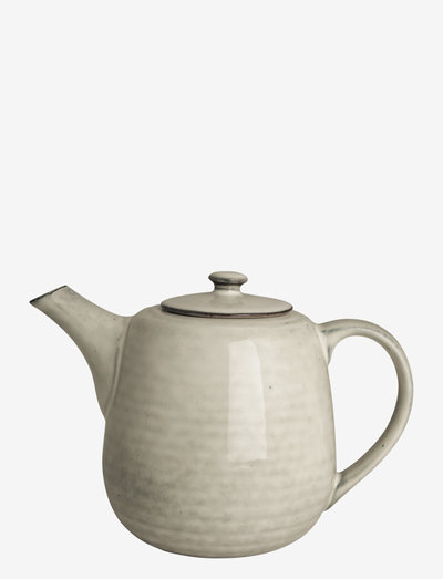 Tea pot Nordic Sand - teepannut - nordic sand