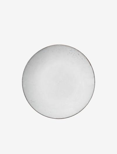 Pasta plate Nordic sand - ruokalautaset - sand