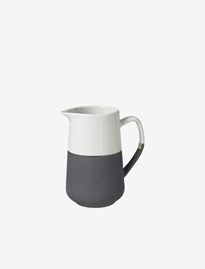 Milk can Esrum - melkekanner - ivory/grey colour