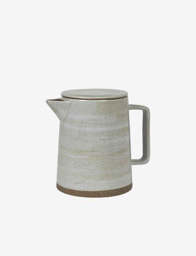 Tea pot Grod - tekanner - sand