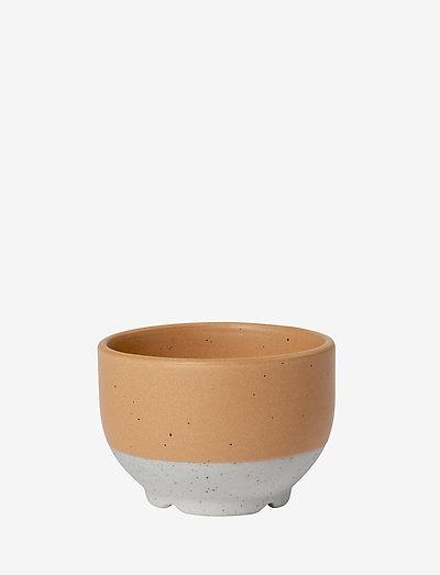 Bowl Eli - tarjoilukulhot - brown/beige