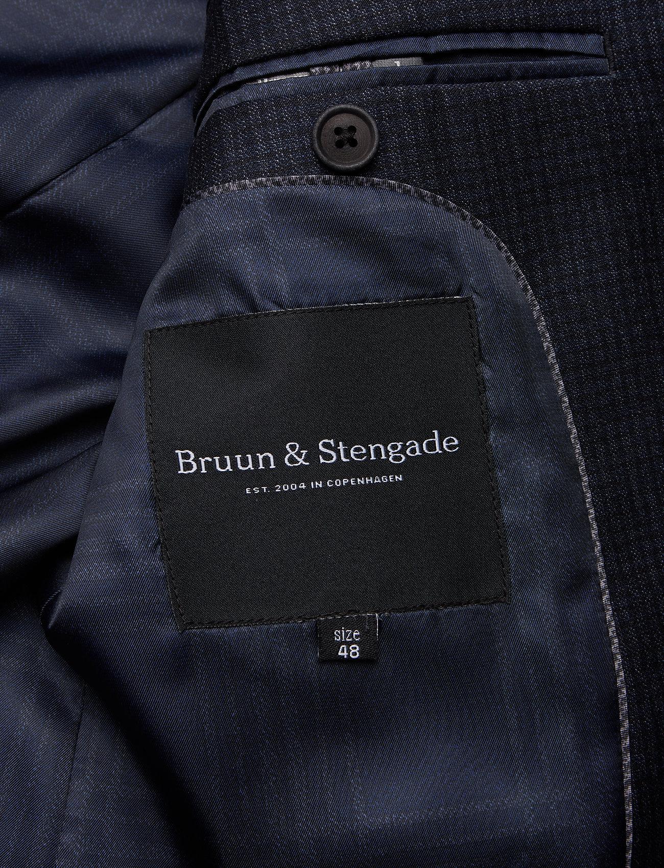 Bruun & Stengade BS Nashville - Dresser & blazere NAVY - Menn Klær