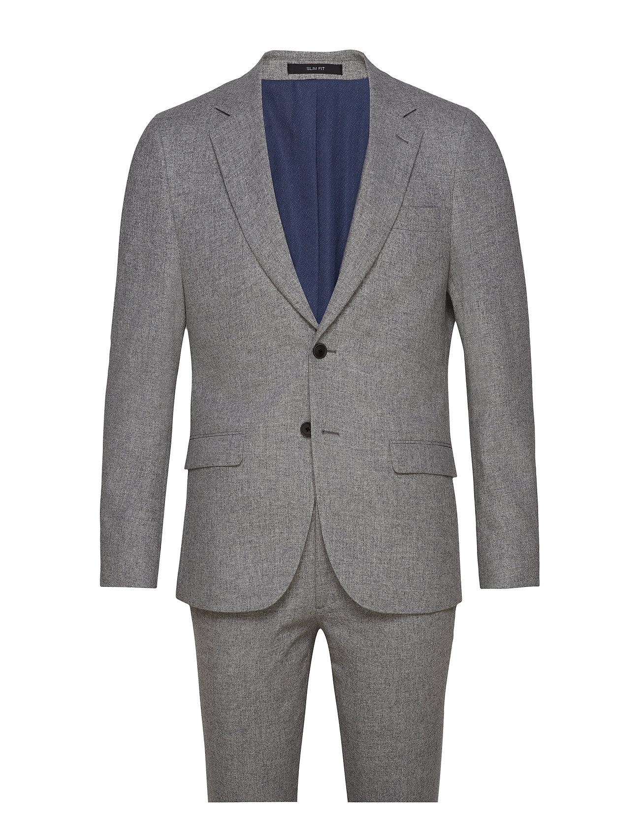 0190b60d Cohle Slim, Suit Set (Grey) (1999 kr) - Bruun & Stengade - | Boozt.com