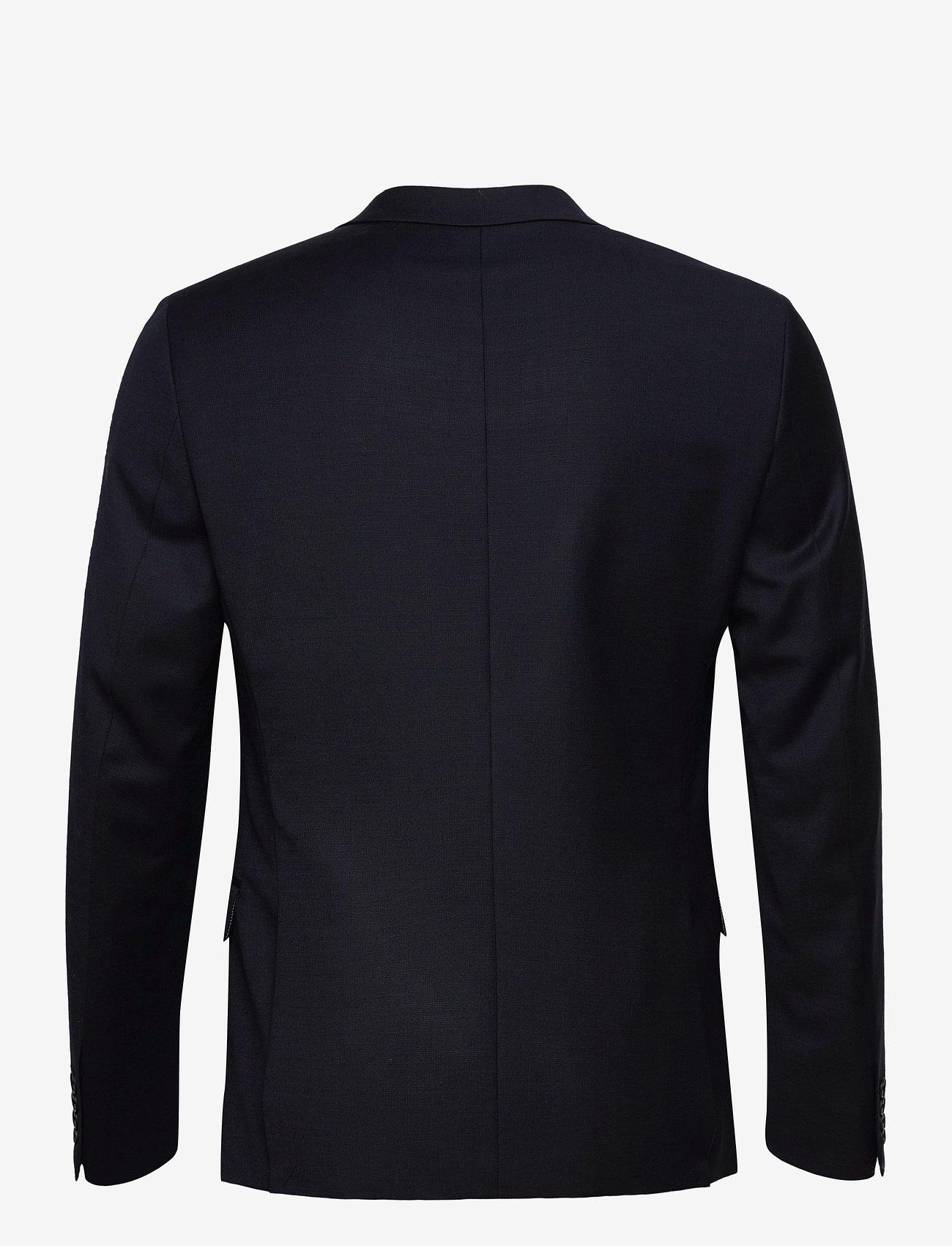 Bruun & Stengade - Hardmann, Suit Blazer - single breasted blazers - navy - 1