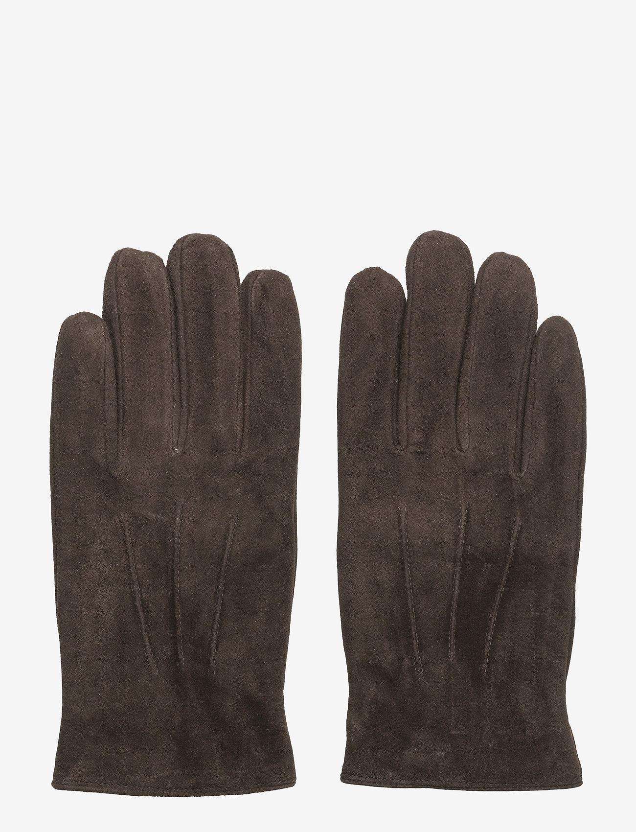 Bruun & Stengade - BS Rizzo - rękawiczki - brown - 0