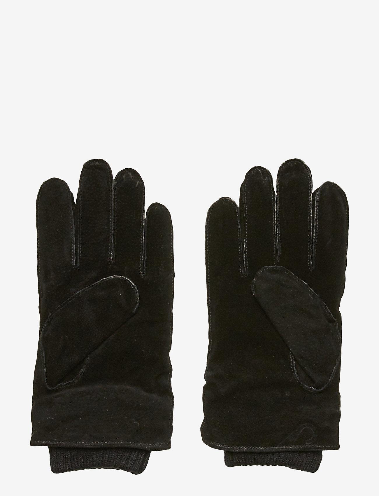 Bruun & Stengade - Cortado - gants - black - 1