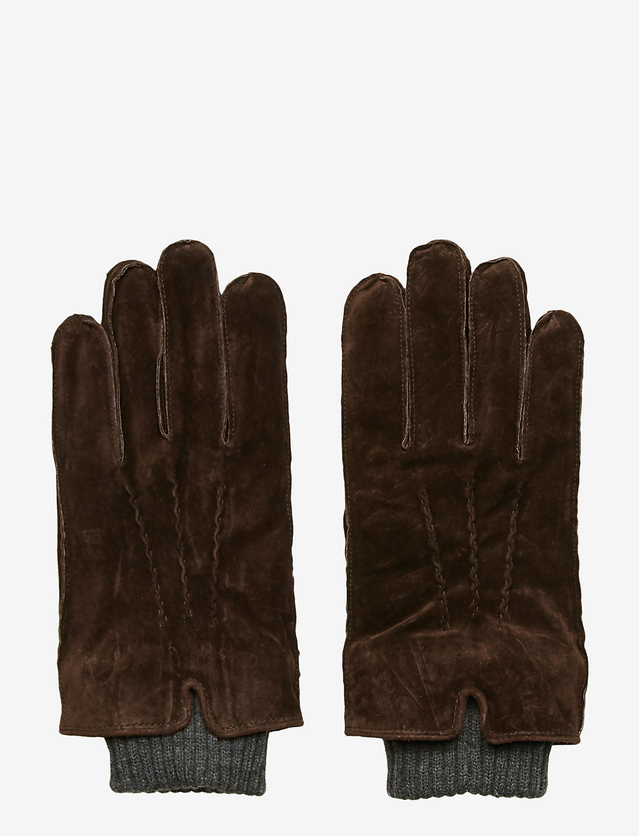 Bruun & Stengade - Cortado - gants - brown - 0