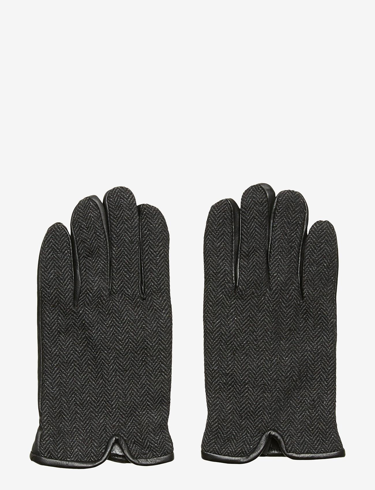 Bruun & Stengade - Java - hanskat - charcoal - 0