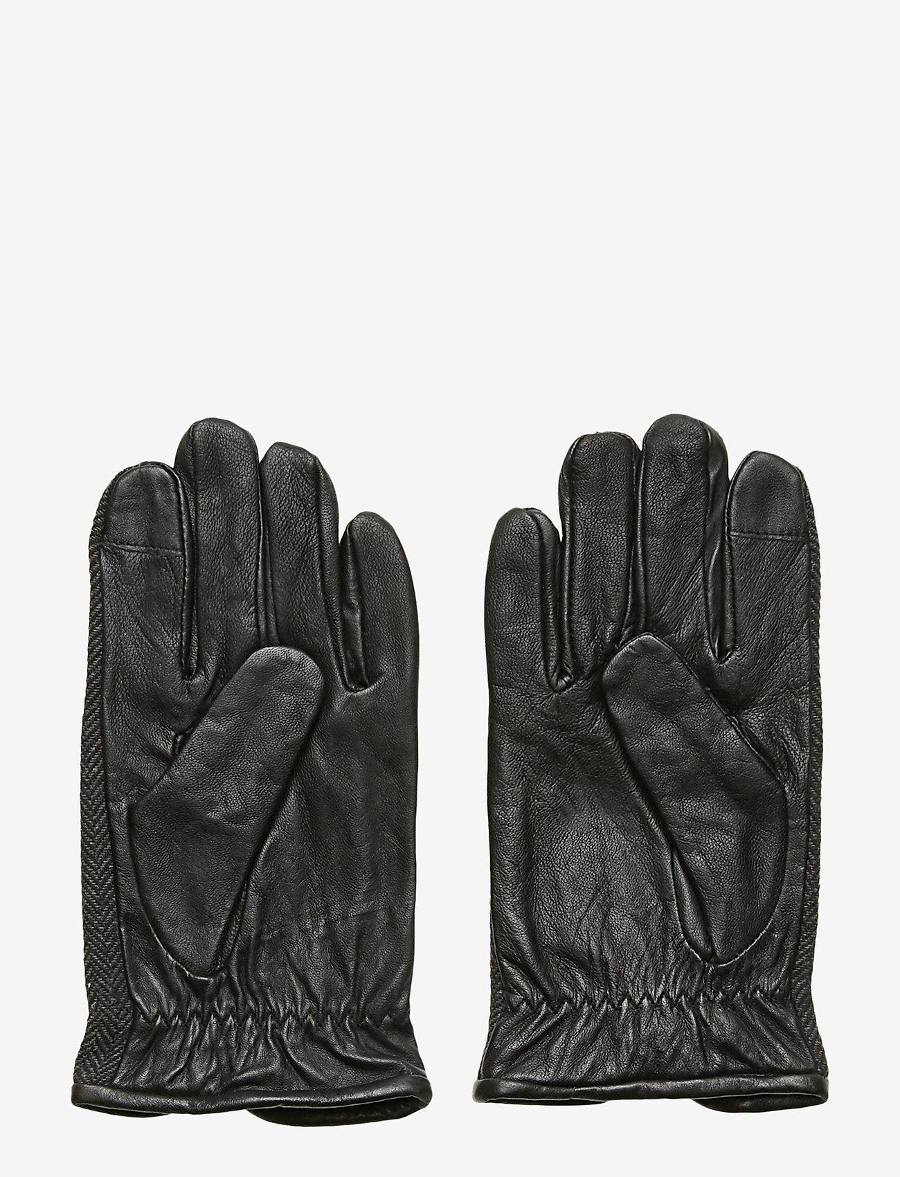 Bruun & Stengade - Java - hanskat - charcoal - 1