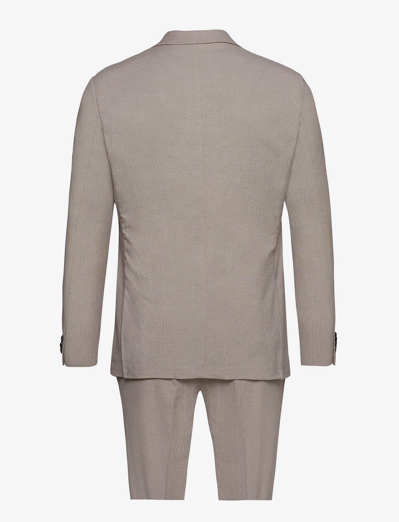 Bruun & Stengade - BS Puglia, Suit Set - enkeltkneppede dresser - sand - 1