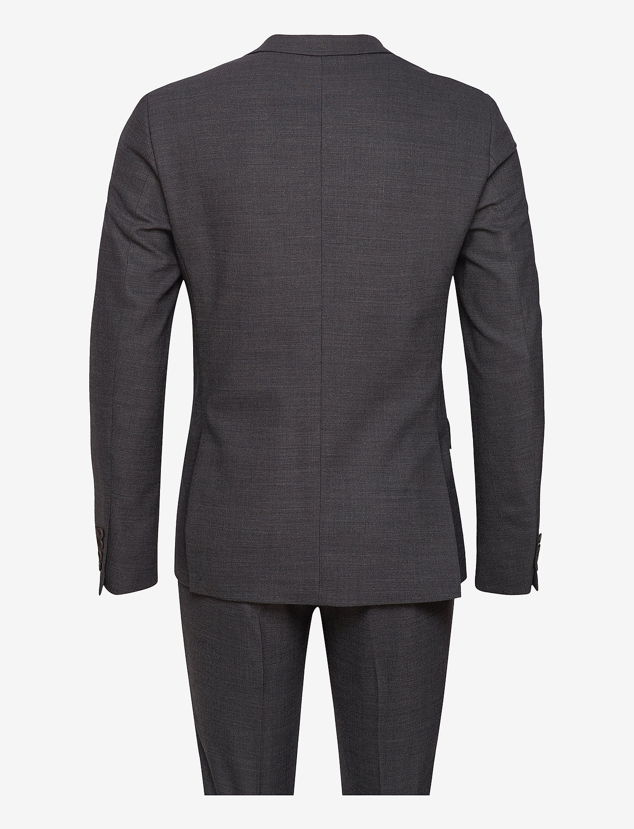 Bruun & Stengade - Shadow Suit set - enkeltkneppede dresser - dark grey - 1