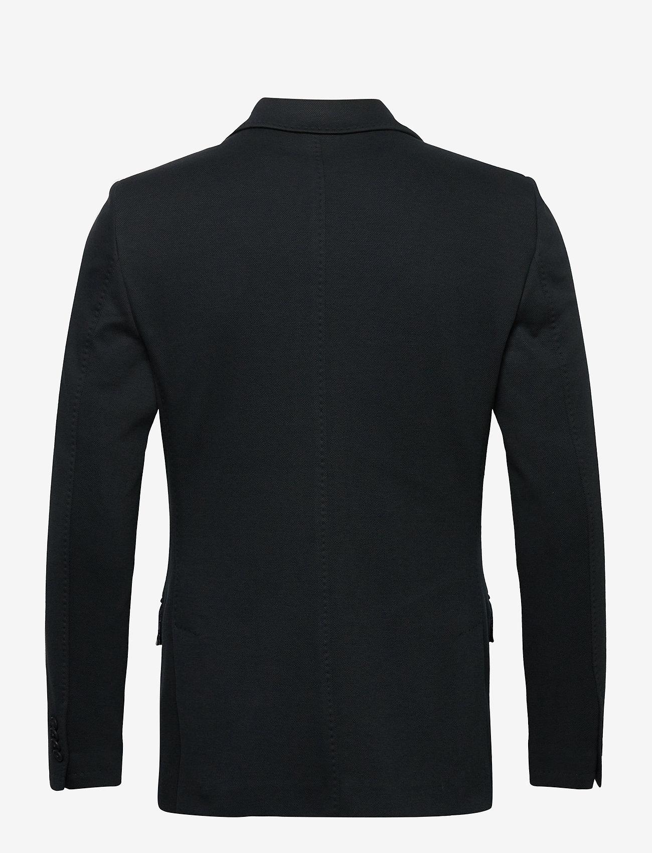 Bruun & Stengade - Stone - single breasted blazers - navy - 1