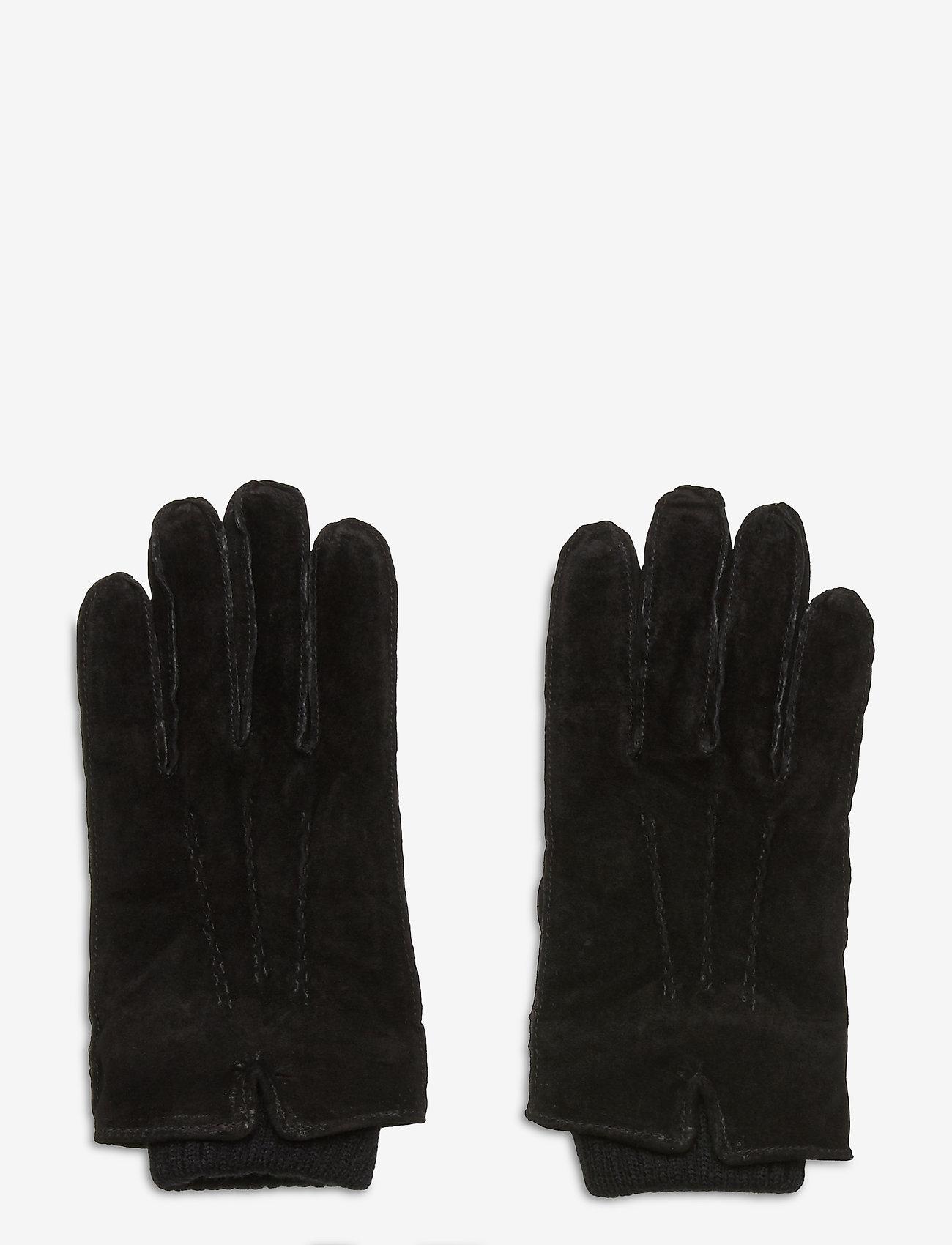 Bruun & Stengade - Cortado - rękawiczki - black - 0