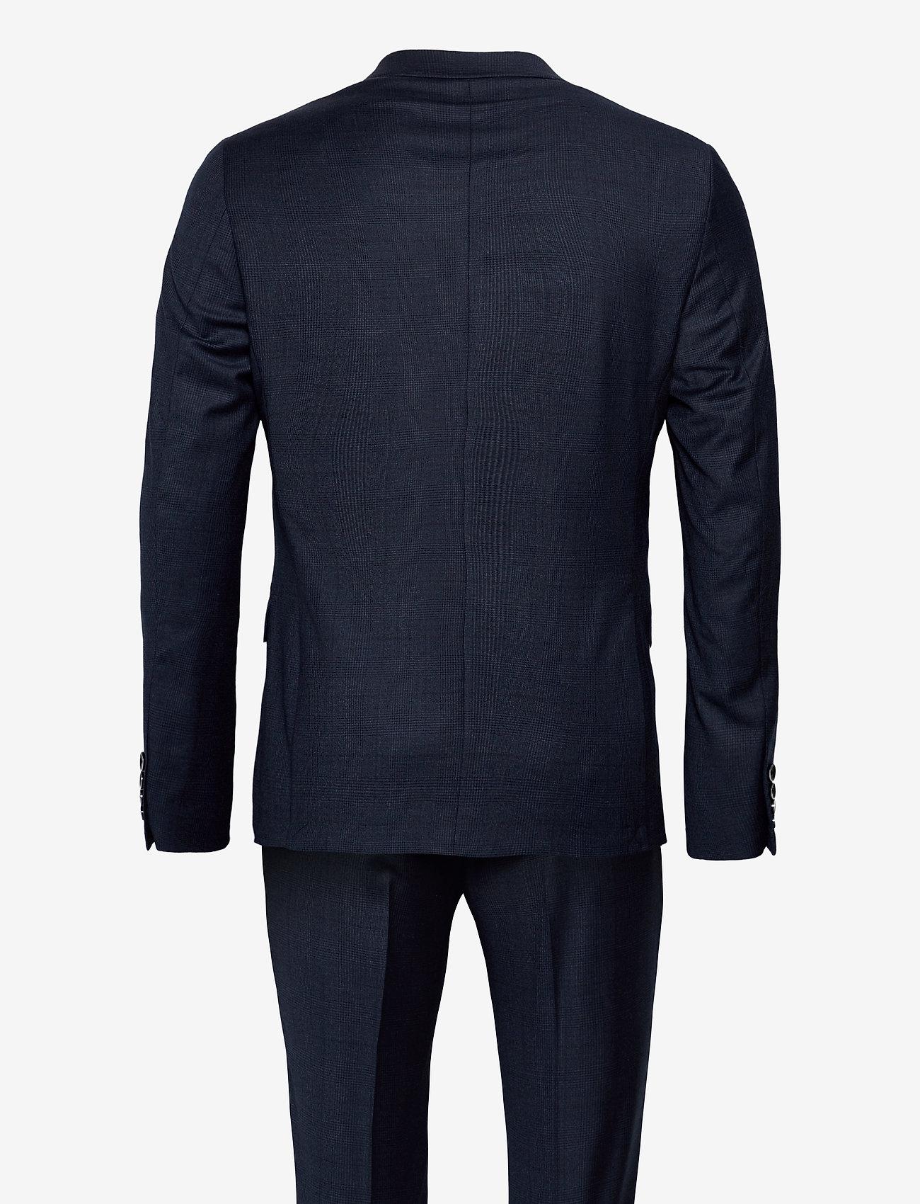 Bruun & Stengade - Josty, Suit Set - enkeltkneppede dresser - navy - 1