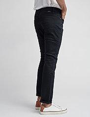 Bruun & Stengade - Neal - džinsa bikses ar tievām starām - dark vintage - 6