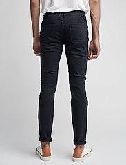 Bruun & Stengade - Neal - džinsa bikses ar tievām starām - dark vintage - 7