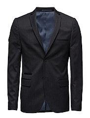 Capri, Suit Blazer - CHARCOAL