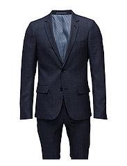 Hall, Suit set - NAVY