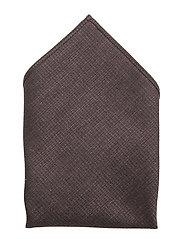 BS Pocket square - CASH, BROWN