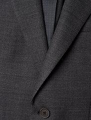 Bruun & Stengade - Shadow Suit set - enkeltkneppede dresser - dark grey - 2
