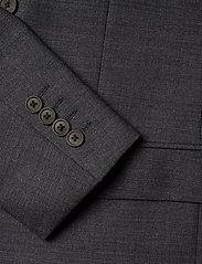 Bruun & Stengade - Shadow Suit set - enkeltkneppede dresser - dark grey - 3