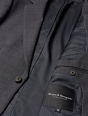 Bruun & Stengade - Shadow Suit set - enkeltkneppede dresser - dark grey - 4