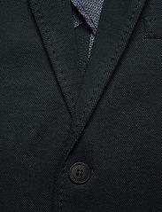 Bruun & Stengade - Stone - single breasted blazers - navy - 2