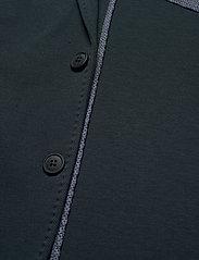Bruun & Stengade - Stone - single breasted blazers - navy - 4