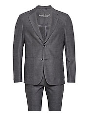 Castello, Suit Set - DARK GREY