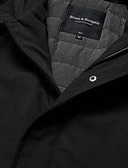 Bruun & Stengade - BS Quebech - manteaux legères - black - 4
