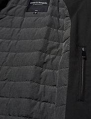Bruun & Stengade - BS Quebech - manteaux legères - black - 6