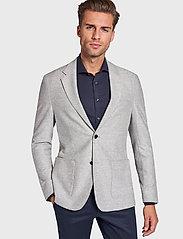 Bruun & Stengade - BS Barbaresco Tailored, Blazer - single breasted blazers - grey - 3