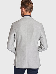 Bruun & Stengade - BS Barbaresco Tailored, Blazer - single breasted blazers - grey - 4