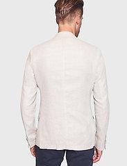 Bruun & Stengade - BS Naples, Slim - single breasted blazers - sand - 4