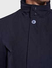 Bruun & Stengade - BS Augustia - manteaux legères - navy - 11