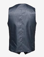 Bruun & Stengade - BS Hardmann - waistcoats - black - 3