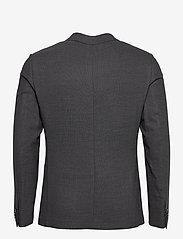 Bruun & Stengade - Lebron - single breasted blazers - grey - 1