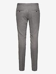 Bruun & Stengade - Mons, Suit Set - enkeltkneppede dresser - grey - 3