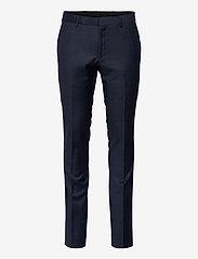 Bruun & Stengade - Josty, Suit Set - enkeltkneppede dresser - navy - 2