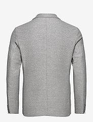 Bruun & Stengade - BS Barbaresco Tailored, Blazer - single breasted blazers - grey - 2