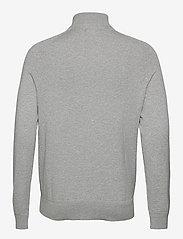 Bruun & Stengade - BS Jason - half zip - grey - 2