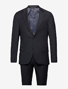 Hardmann, Suit Set - single breasted suits - black