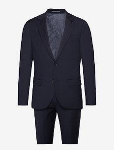 Hardmann, Suit Set - single breasted suits - navy