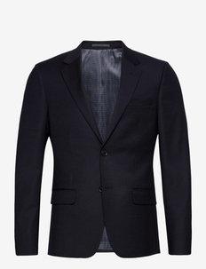 Hardmann, Suit Blazer - single breasted blazers - navy