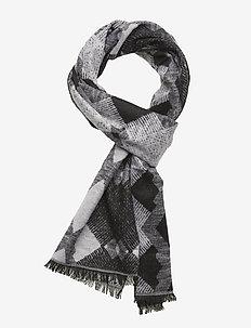 BS Scarf - sjaals - vixen, black