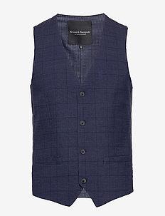 Dio - waistcoats - dark blue